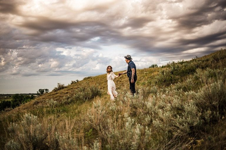 Sarah Rolles Photography - Saskatchewan elopement photographer