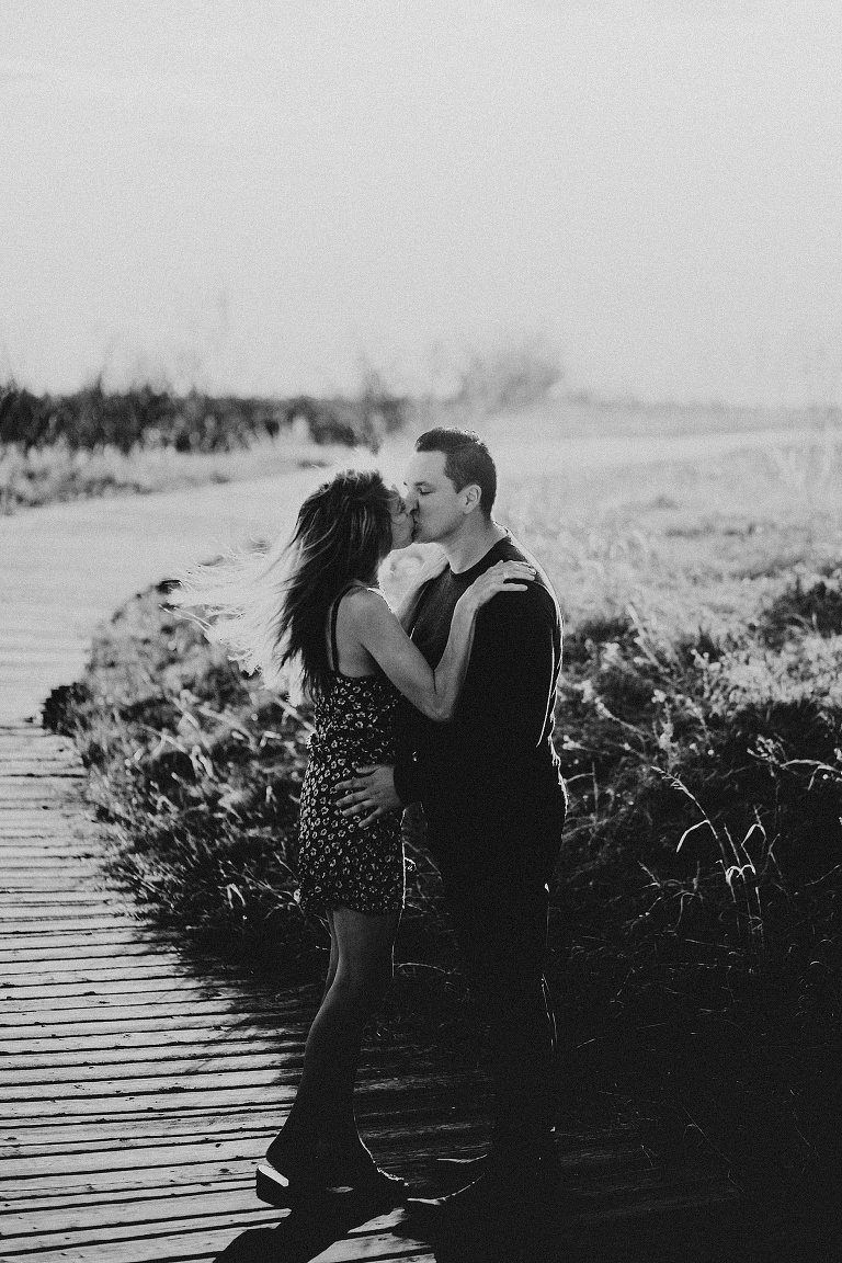 Sarah Rolles Photography engagement session at Cranberry Flats